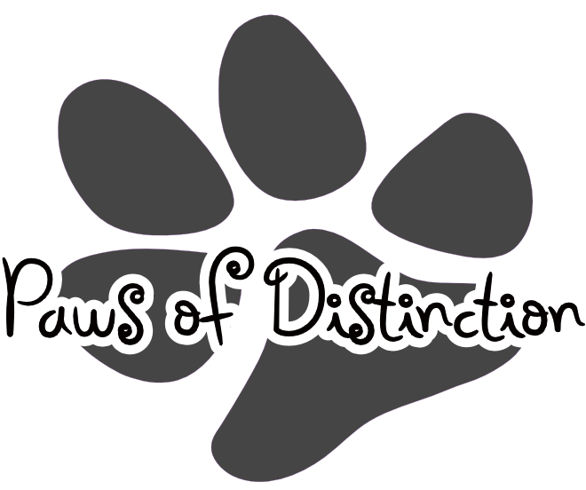 Paws of Distinction logo