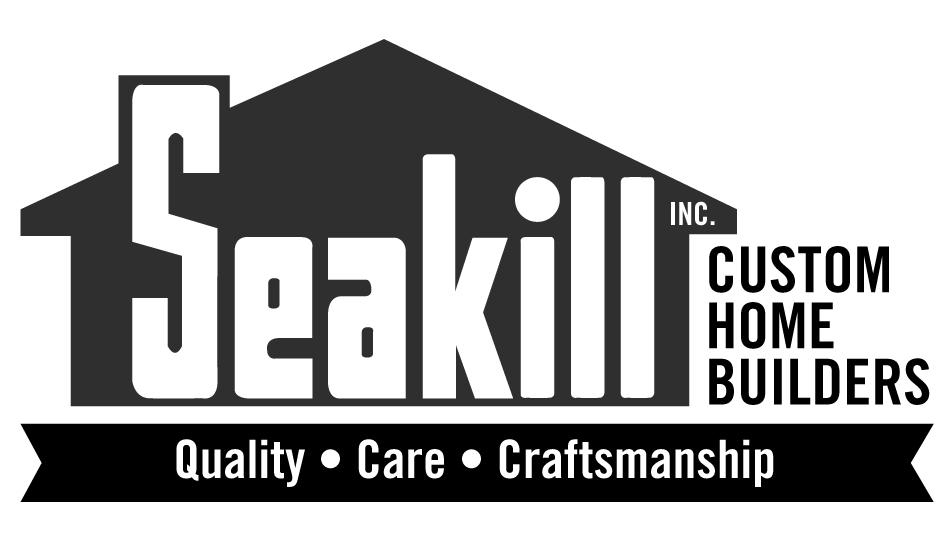 seakill custom home builders logo