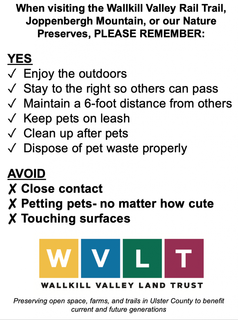 WVLT land use during COVID-19