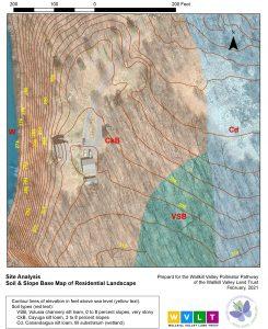 Base Map Site Analysis Sample