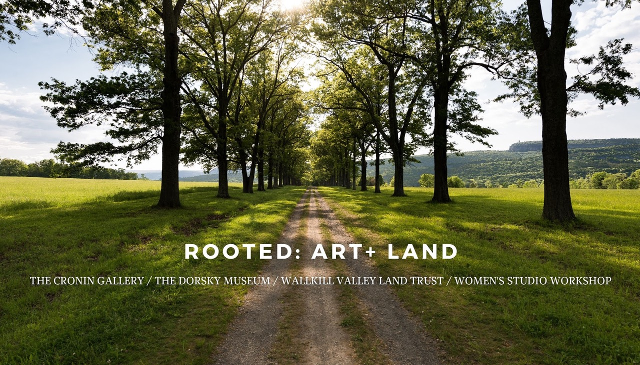 ROOTED_Art+Land Graphic